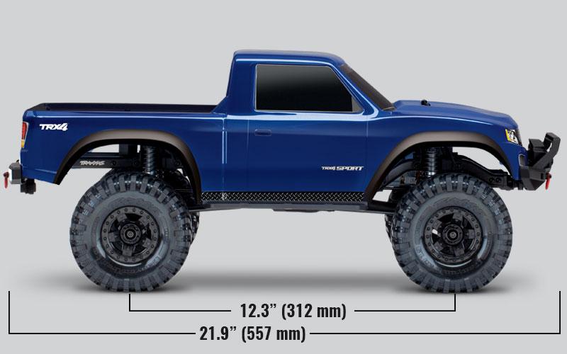 TRX-4 Sport Specs