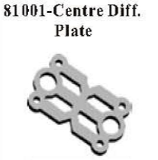 81001 - Middle diff. Plate 1