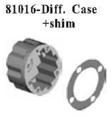 81016 - diff. shell 1